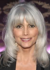 square faced with grey hairstyles 30 stylish gray hair styles