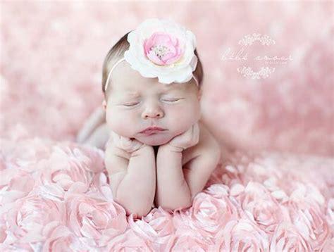 Romper Baby Bunga Bunga Pink letter photography e