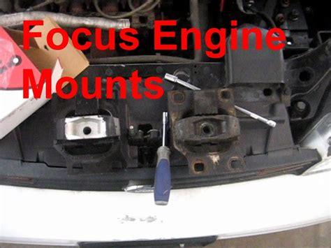 2001 ford focus motor mount ford focus motor mount vibration