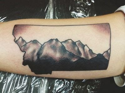 tattoo shops in billings mt best 20 montana ideas on mountain