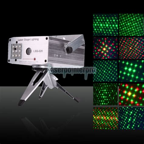 laser light with different patterns ls020 bright mini laser stage light with different pattern