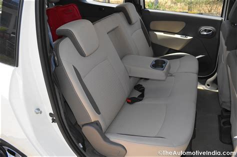 renault lodgy seating renault lodgy review pictures lodgycal innovation