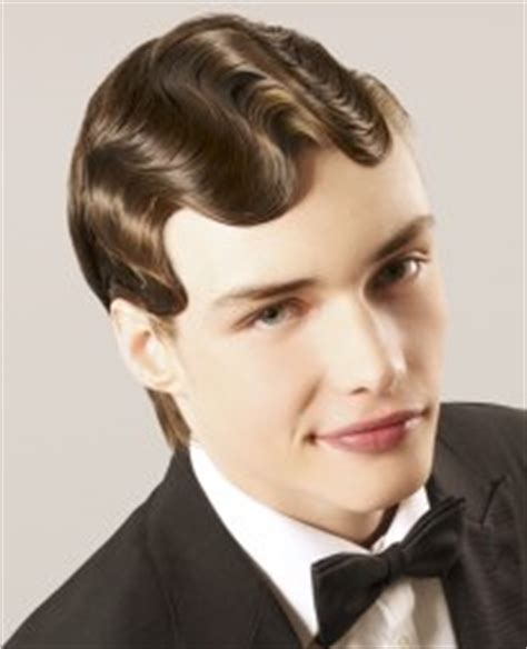 gatsby mens hairstyles vintage inspired hairstyles for men and women
