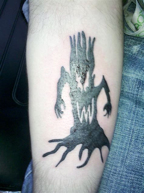 marilyn manson tattoo marilyn tree by edge3214 on deviantart