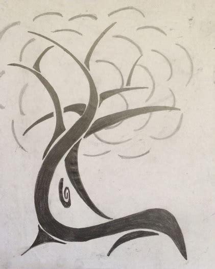 dibujos realistas y abstractos arbol abstracto y realista luis roberto quir 243 s rodr 237 guez
