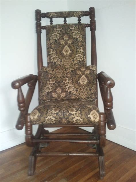 how much is a used couch worth how old is this antique wooden rocking chair my antique