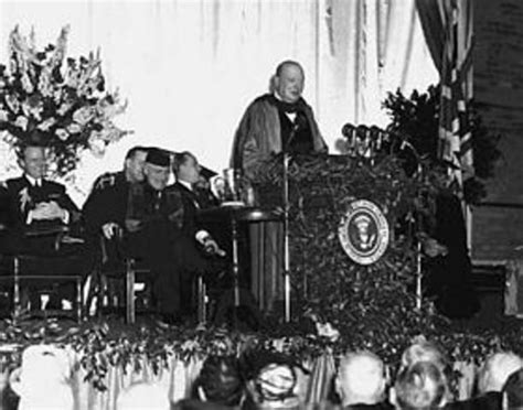 who delivered the iron curtain speech the cold war timeline timetoast timelines