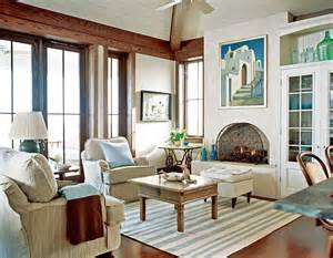 Beach Style Home Decor Cottage Blue Designs Wanted Blue Amp White Striped Rug