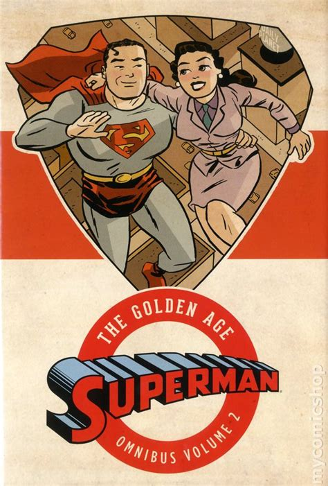 superman the golden age omnibus vol 5 superman the golden age omnibus hc 2013 dc comic books