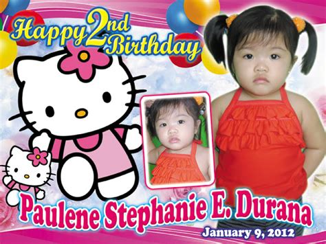 layout coc hello kitty customizeprintshop hello kitty birthday layout