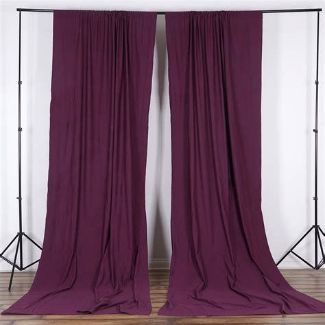 professional curtains polyester professional backdrop curtains 10ft x 10ft