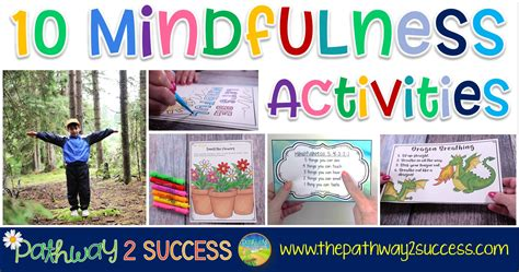 9 Activities To Try Today by 10 Mindfulness Activities You Can Try Today