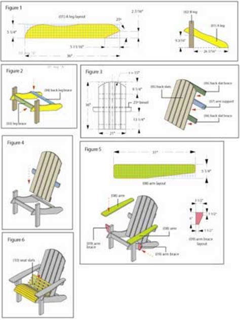 diy adirondack chair plans build adirondak chair plans