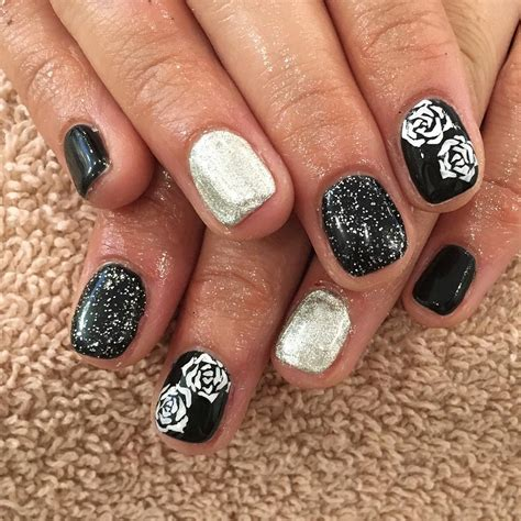 rose pattern nails 27 rose nail art designs ideas design trends premium
