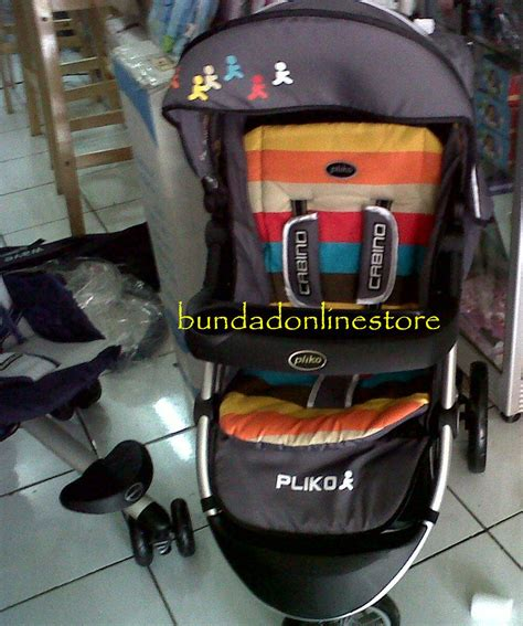 Produk Ukm Bumn Sho Mobil Motor bundadonlinestore grow baby shop stroller pliko cabino