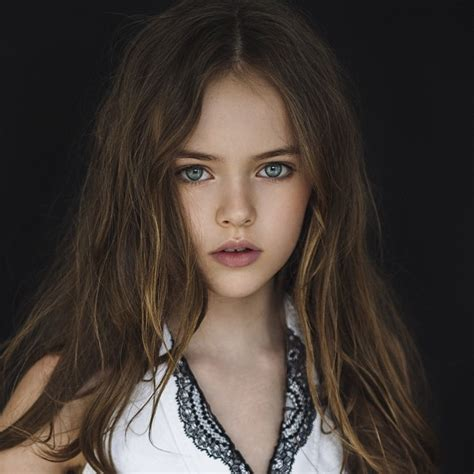 the most beautiful girl in the world is only 10 years old