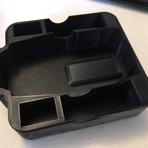 printable dji mavic air storage insert  dji spark