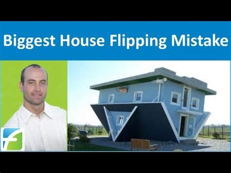 flipping houses watch me flip this house youtube biggest house flipping mistake youtube