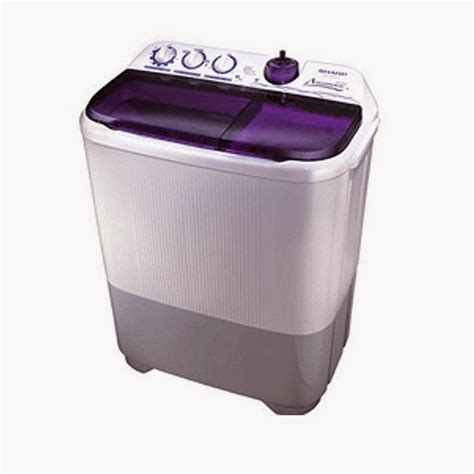 Mesin Cuci Lg 2 Tabung Wp 1460r daftar harga mesin cuci terbaru lg samsung sharp dll