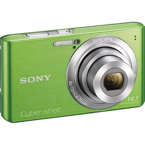 Kamera Digital Sony Ericsson Cybershot sony cyber dsc w610 digital green dscw610 g b h