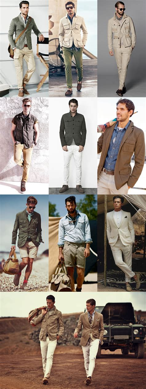 Men?s SS13 Fashion Trend: Safari   FashionBeans