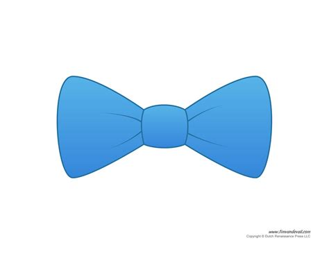 Bow Tie paper bow tie templates bow tie printables
