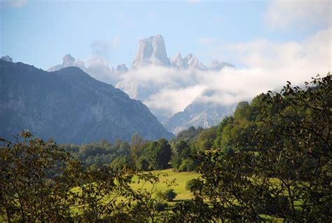 mirador naranjo de bulnes naranjo de bulnes desde el mirador parque nacional de