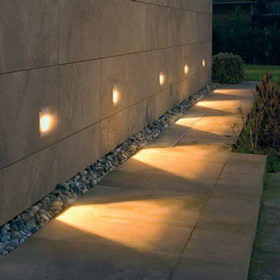illuminazione a terra per esterni linea light traddel segnapasso per esterni