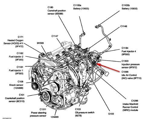 3281 Iacv Idle Valve Ford Focus idle air valve ford focus