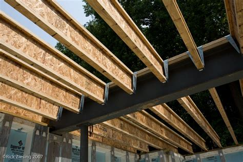 Tji Floor Joist by Leed For Home Silver Certified Residence Hugh Lofting