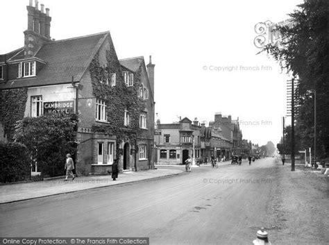 tattoo london road camberley camberley cambridge hotel and london road 1927 francis