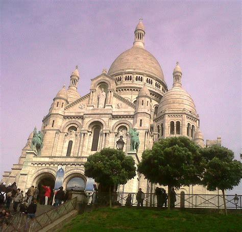 best things to see in paris basilica of sacre coeur in montmartre paris