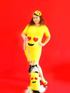 Candy Paint In A Spray Can - diy emoji costume for ladies amp their fur babies brite and bubbly
