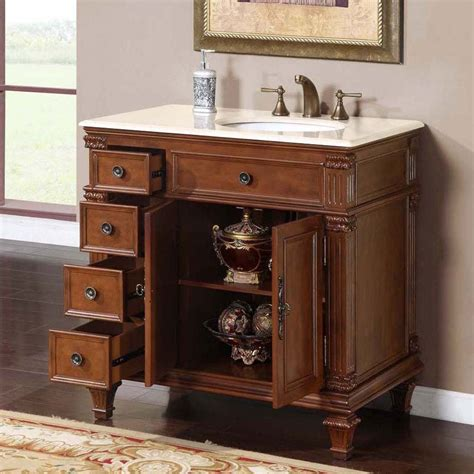 36 quot perfecta pa 133 single sink cabinet bathroom vanity