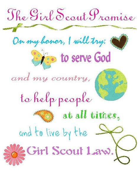 themes for girl scout day c best 25 girl scout promise ideas on pinterest girl