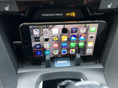 installed  iphone dock page   honda civic forum