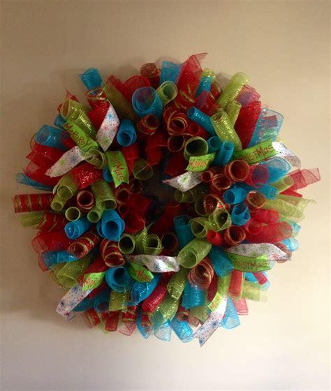 diy christmas wreath crafts pinterest