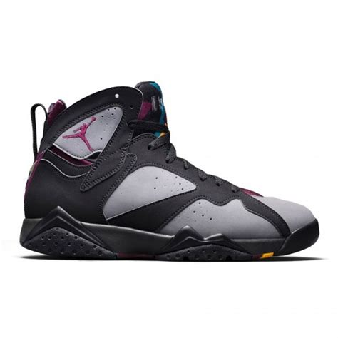 air 7 retro black bordeaux light graphite midnight fog authentic 304775 034 air 7 retro black bordeaux