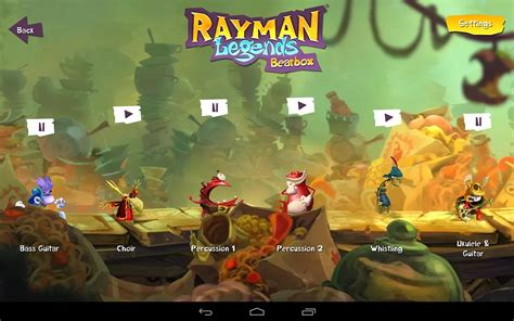 rayman apk free copia de seguridad descargar rayman 174 legends beatbox v1 0 1 apk espa 241 ol