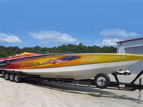 cigarette racing boats for sale cigarette racing rough rider boats for sale