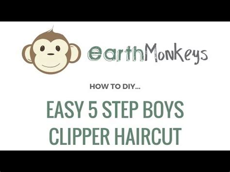 step by step instructions to cut boys hair download easy 5 step boys clipper haircut video mp3 mp4