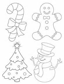 Flash Cards Printable 4 Christmas Pictures Free Printable Coloring Pages