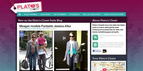 Platos Closet Website by 10 Careers Involving Vintage Clothing