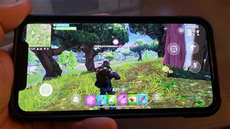 how fortnite crossplay works fortnite on iphone in rolling