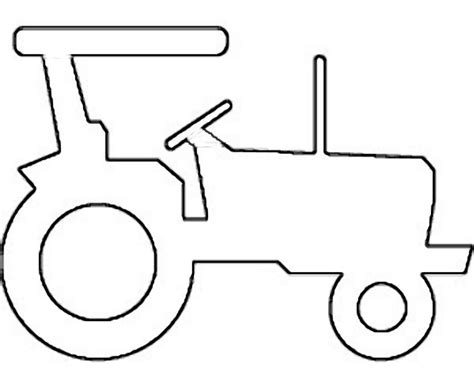 tractor template to print tractor template to print free 27 best deere tractor