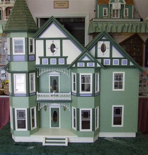 ladybird dolls house painted lady grows up miniature designs full service