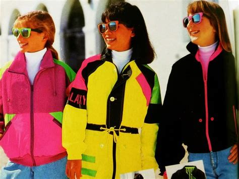 1980s colors 80s fashion and skincare flashback what s coming back in