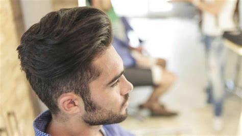 New Hairstyle For Boy Look New Look Hair Style For Boys