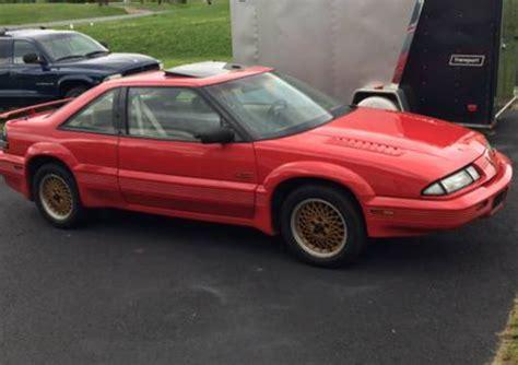 asc mclaren for sale 1989 pontiac grand prix asc mclaren for sale gm authority