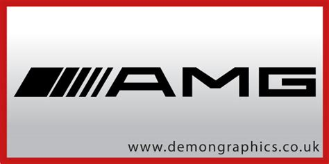 Sticker Kaca Amg Mercedes Bent Cutting Stiker Amg Whindseild mercedes amg mercedes amg 163 1 99 car graphics by